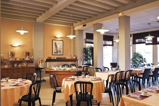 Inter-Hotel Terminus : Salle des Petits-déjeuners