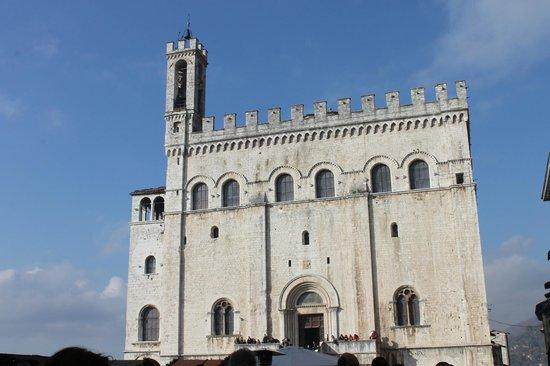 Palazzo dei Consoli Museo Civico : Palazzo dei Consoli (4)