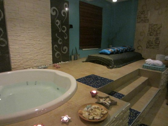 Royal Court Hotel: SPA