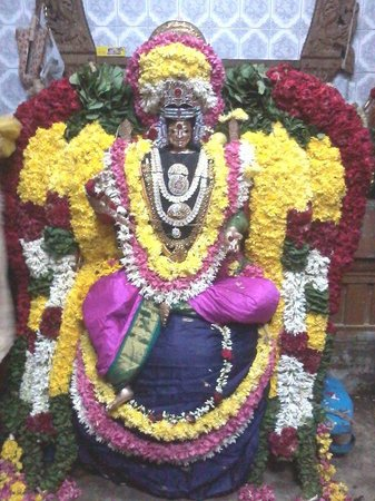 Cuddalore, Inde : my god