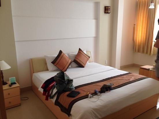 Cat Huy Hotel: Bedroom 502