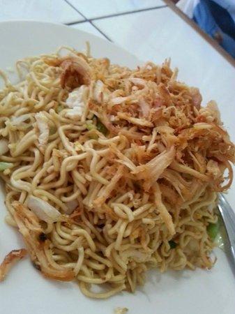 Warung Yogya : Mee goreng