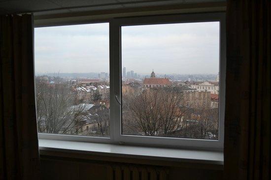 Hotel Panorama: Window View