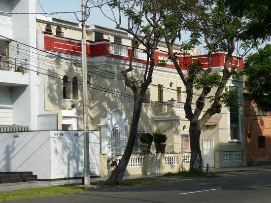 511 Lima Hostel: hotel