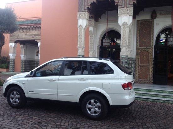 easy take transport in mamonia hotel
