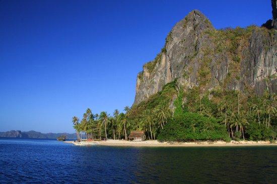 Pinabuyutan island