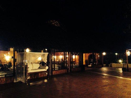 Dongwe Club: Terrazza