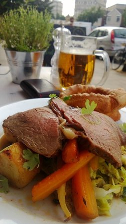 Sunday Roast at Palmers