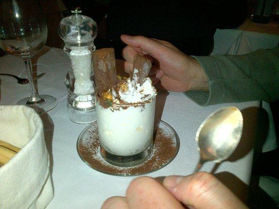 Antiche Carampane : ice cream