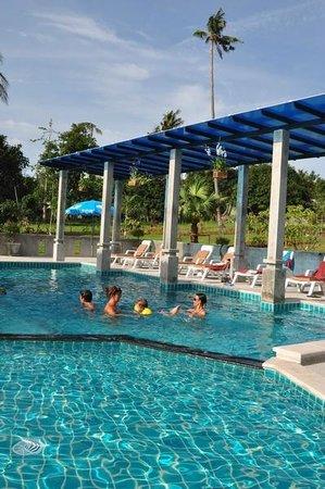 Samui Honey Tara Villa Residence : pool