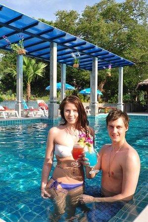 Samui Honey Cottages: Pool