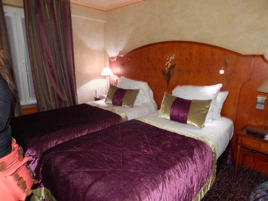 Hotel Muguet: room 19