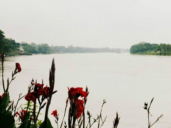 Murshidabad, อินเดีย: Jalangi River