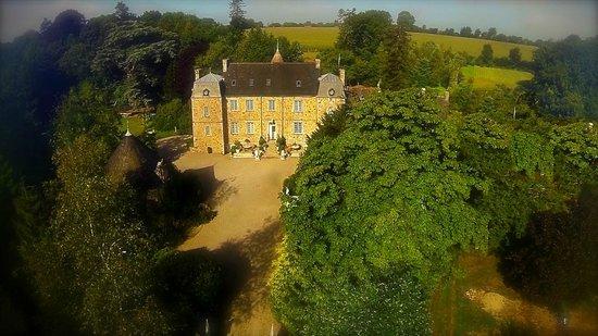 Chateau le Val: Château le Val - een sfeervolle vakantie