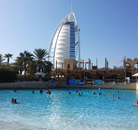 Jumeirah Al Qasr at Madinat Jumeirah : Il parco acquatico Wild Wadi.. divertimento assicurato per tutti..