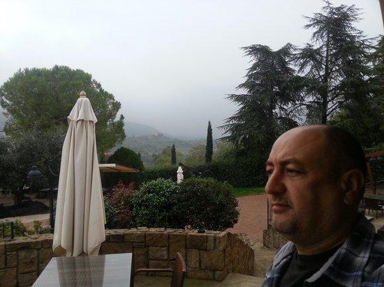 Villa del Poeta: nice view