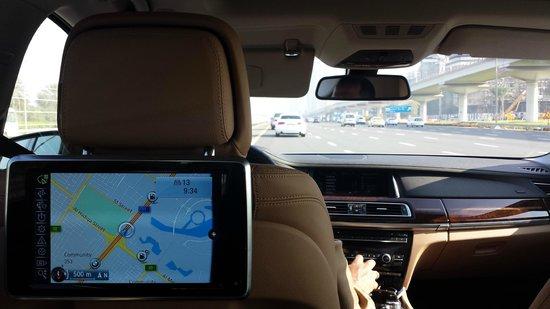 Jumeirah Al Qasr at Madinat Jumeirah : Transfer con choffeur a/r dall'aeroporto free..