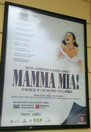 Renault Theatre: Mamma Mia! - 2011