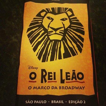 Renault Theatre: O Rei Leão - 2013