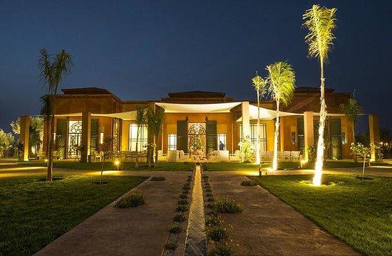 Hotel Vizir Center Park Marrakech