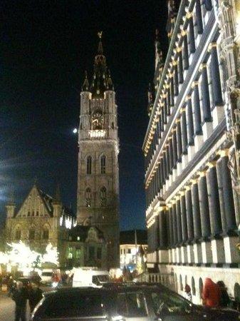Hotel Onderbergen: 2 minutes to stunning town centre