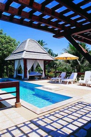 Samui Honey Tara Villa Residence: Sala