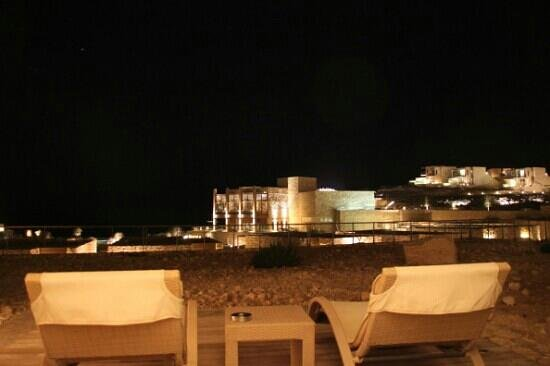 Beresheet Hotel by Isrotel Exclusive Collection: At night