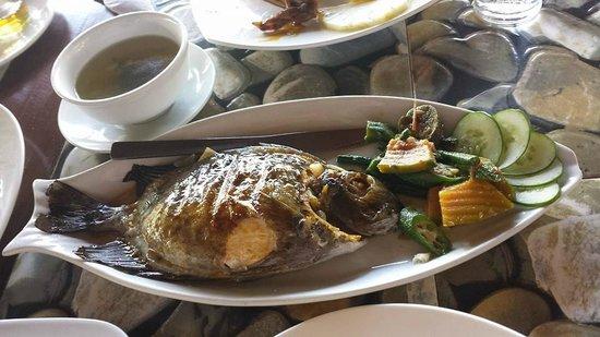 Hotel Fleuris : restaurant lainato