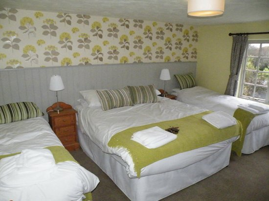 The Countryman Inn: The rooms have recently been redecorated to a high standard