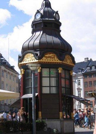 Copenhagen King's Square : Nytorv - juli