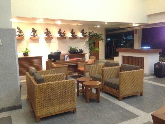 Bandara Resort & Spa: Reception Area