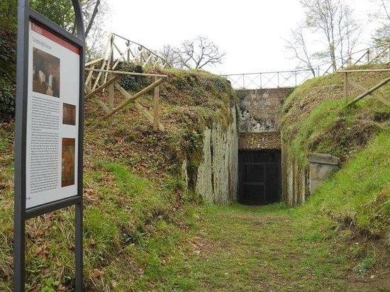 Tombe Golini e degli Hescana