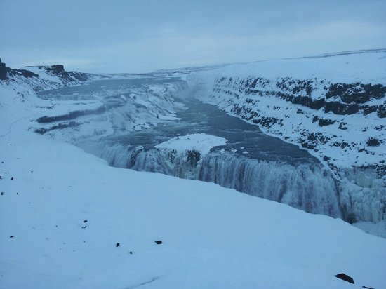 Reykjavik Lights by Keahotels: Gullfoss Falls