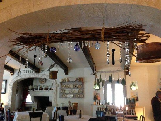 Masseria Salinola: Incantevoli dettagli natalizi