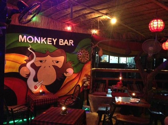 ‪Khaolak Monkey Bar‬