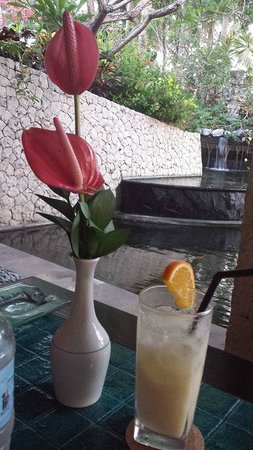 Padma Resort Legian : Garden Club