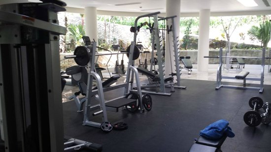 Padma Resort Legian : Gym