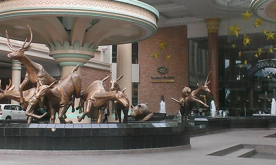 Sunway Pyramid Hotel : Main Entrance