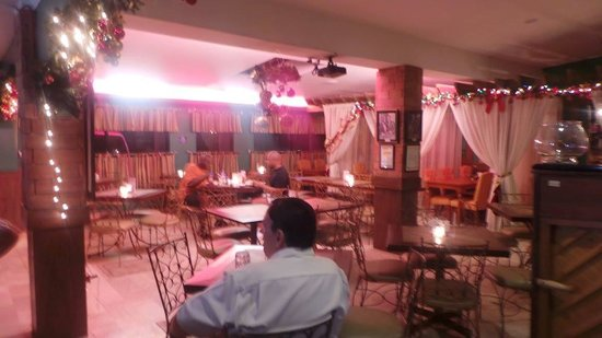 Cottage Kitchen Cafe : good ambiance here