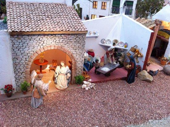 Palacio Episcopal de Murcia: Belen del palacio episcopal