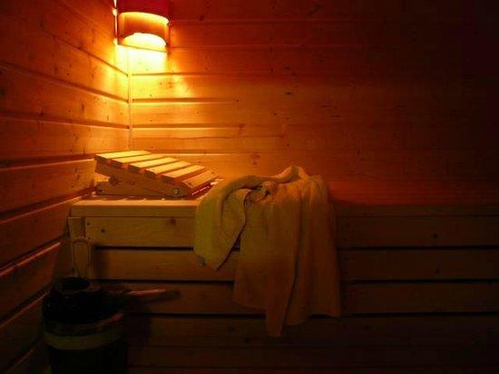 Haus Vinzenz: Sauna