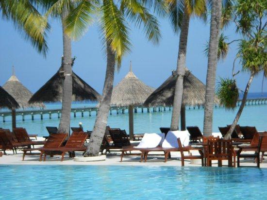 Sun Island Resort: Amazing beach