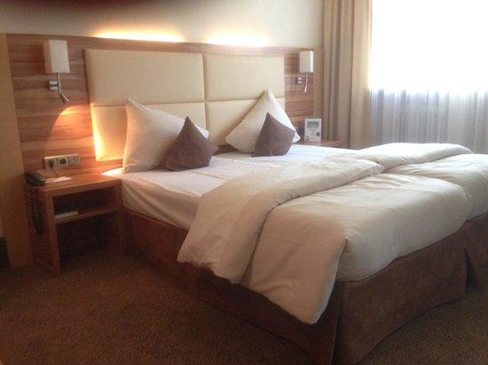 City Hotel Ost am Kö: Lekker slapen