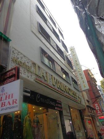 Taj Princess Hotel : Exterior