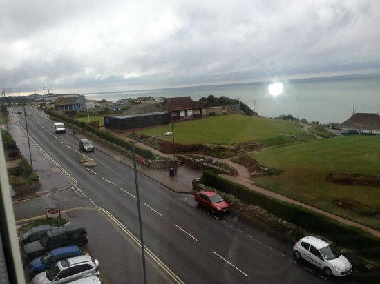 The Cliftonville Hotel: views from room