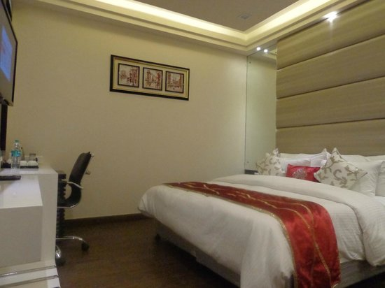 Taj Princess Hotel : Room