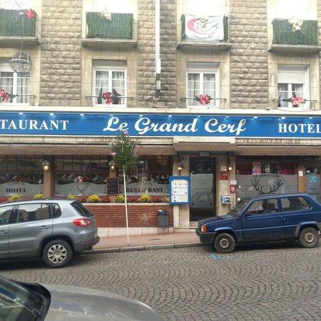 Hotel Hostellerie Du Grand Cerf : .