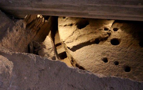 Museo y Parque Arqueologico Cueva Pintada : Detalle
