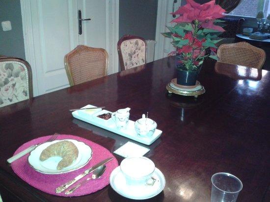 Casa de Billy Barcelona: la colazione