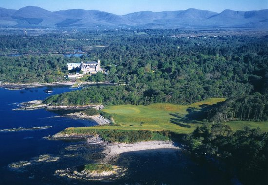 Parknasilla Resort & Spa: 500 acres to explore